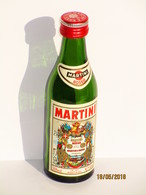 Mignonnettes Martini Rosso  En Verre 50 Ml Et 5 Cl - Mignonnettes