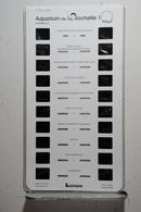 LESTRADE / MSM :.   17521 D EX   AQUARIUM DE LA ROCHELLE  1 - Stereoscopes - Side-by-side Viewers