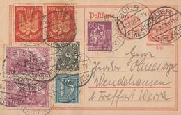 DR GS Zfr. Minr.2x 115,160,184,2x 218,229 Buer 6.2.23 - Deutschland
