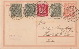 DR GS Zfr. Minr.213,3x 229 Tübingen Geprüft - Deutschland