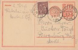 DR GS Zfr. Minr.161 KOS Westerhausen (Harz) 3.7.22 - Deutschland