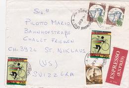 Brief In Die Schweiz (br3969) - 6. 1946-.. Republic