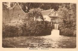 Munckzwalm : Watermolen - Zwalm