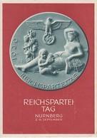 DR GS Minr.P282 Zfr. Minr.513,701 Augsburg 29.8.39 Gel. Nach Brasilien - Deutschland