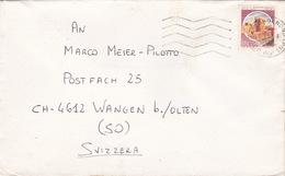 Brief In Die Schweiz (br3980) - 6. 1946-.. Repubblica