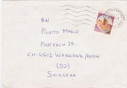 Brief In Die Schweiz (br3981) - 6. 1946-.. Republic