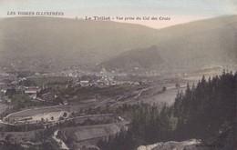 LE THILLOT - Vue Prise Du Col Des Croix - Le Thillot