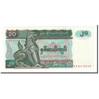 Billet, Myanmar, 20 Kyats, 1979, KM:72, NEUF - Myanmar