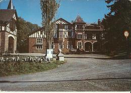 Filot -- Château D' Insegotte.   (2 Scans) - Hamoir