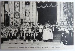CARTE POSTALE CPA 45 ORLEANS FETE JEANNE D'ARC 7 & 8 Mai - Les Prélats - Orleans