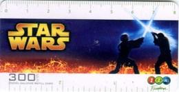 Mobilecard Thailand - 12Call - Kino,Film,cinema  - Star Wars (2) - Thaïland