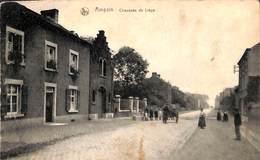 Ampsin - Chaussée De Liège (animée, Edition H. Ferrière) - Amay