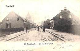 Bocholt - De Poststraat - La Rue De La Poste (animatie, D. Hendrix, 1903) - Bocholt