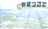 2007  Flag Over Lighthouses  From Self Adhesive Booklet  Sc 2253i  Strip Of 5 Different - 2001-2010