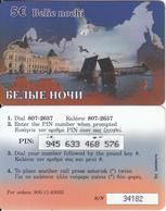 GREECE - Russia, Amimex Prepaid Card 5 Euro, CN : 5 Digits, Used - Greece