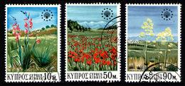 CYPRUS 1970 - Set Used - Cyprus (Republic)
