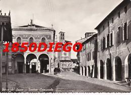 PIOVE DI SACCO - TEATRO COMUNALE F/GRANDE VIAGGIATA ANIMATA - Padova (Padua)
