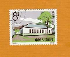 VR-China  1964 791 ( Yenan-Stätten Der Revolution )   Gestempelt O - 1949 - ... République Populaire