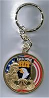 "WW2 - Porte-clef ""101ème Airborne Division"" - Equipment"