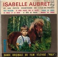 ISABELLE AUBRET  45 TOURS BANDE ORIGINALE DE FILM - Soundtracks, Film Music