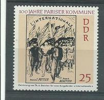 180028533  ALEMANIA  DDR   YVERT   Nº  1347  **/MNH - [6] Democratic Republic