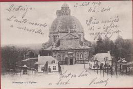 Scherpenheuvel L' Eglise Basiliek 1904 (In Zeer Goede Staat) - Scherpenheuvel-Zichem