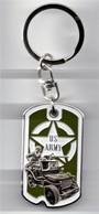 """WW2 - Porte-clef """"jeep US Army"""" - Equipment"""