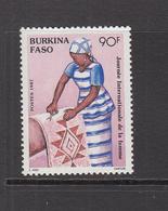 1987 Burkina Faso Women's Day  Complete Set Of 1   MNH - Burkina Faso (1984-...)