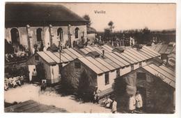 Nr. 9272,  WK I,  Feldpost,  Viville - War 1914-18