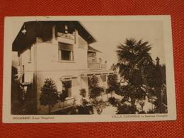 OGGEBBIO -FRAZIONE NOVAGLIO- VILLA GIANNINA  -  --FP  --BELLISSIMA  - - Italie