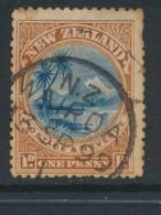 NEW ZEALAND, Class A Postmark  ´WAIROA ´ - Used Stamps