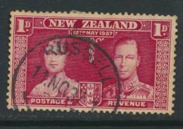 NEW ZEALAND, Postmark RUSSELL - Used Stamps