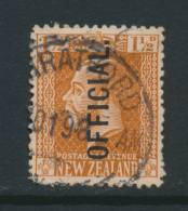 NEW ZEALAND, Postmark STRATFORD - Used Stamps
