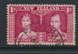 NEW ZEALAND, Postmark PARAPARAUMU - Used Stamps