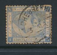 EGYPT, Postmark CHEBREKHI - 1915-1921 Brits Protectoraat