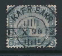 EGYPT, Postmark KAFR SAKR - 1915-1921 Brits Protectoraat