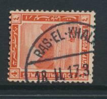 EGYPT, Postmark RAS EL KHALI - Egypte