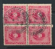 EGYPT, Postmark FIELD POST OFFICE 190 - Egypte