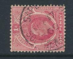 SOUTHERN NIGERIA, Postmark SAPELE - Nigeria (...-1960)