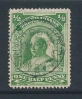 NIGER COAST, Postmark OLD CALABAR RIVER - Nigeria (...-1960)