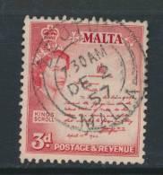MALTA, Postmark ZEJTUN - Malta (...-1964)