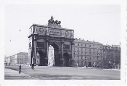 Foto München - Siegestor - Ca. 1940 - 9*6cm (34751) - Orte