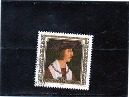 B - 1982 Liechtenstein - Kaiser Maximilian - Liechtenstein