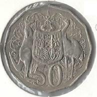 Australia - 50 Pence 1981 - XF/SUP - Monnaie Décimale (1966-...)