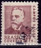 Brazil, 1967, Pres. Campos Salles, Sc#1064, Used - Brazil