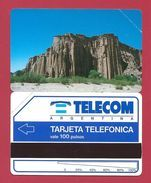 D4 100 U Montain Montagne Telecom Argentina - 1992 - URMET Neuve Mint - Argentine