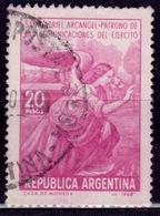 Argentina, 1968, San Gabriel Arcangel, 20p, Sc#854, Used - Argentina