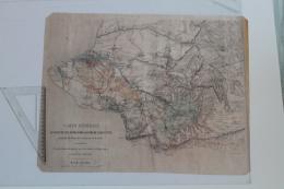 Carte  Général Du Théatre Des Opérations Autour De Sébastopol Pendant L'hiver 1855-56 - Documents