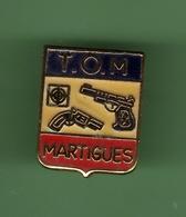 TIR *** T.O.M MARTIGUES *** 0016 - Archery