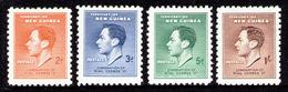 NEW GUINEA 1937 - Set MLH* - Guinea (1958-...)